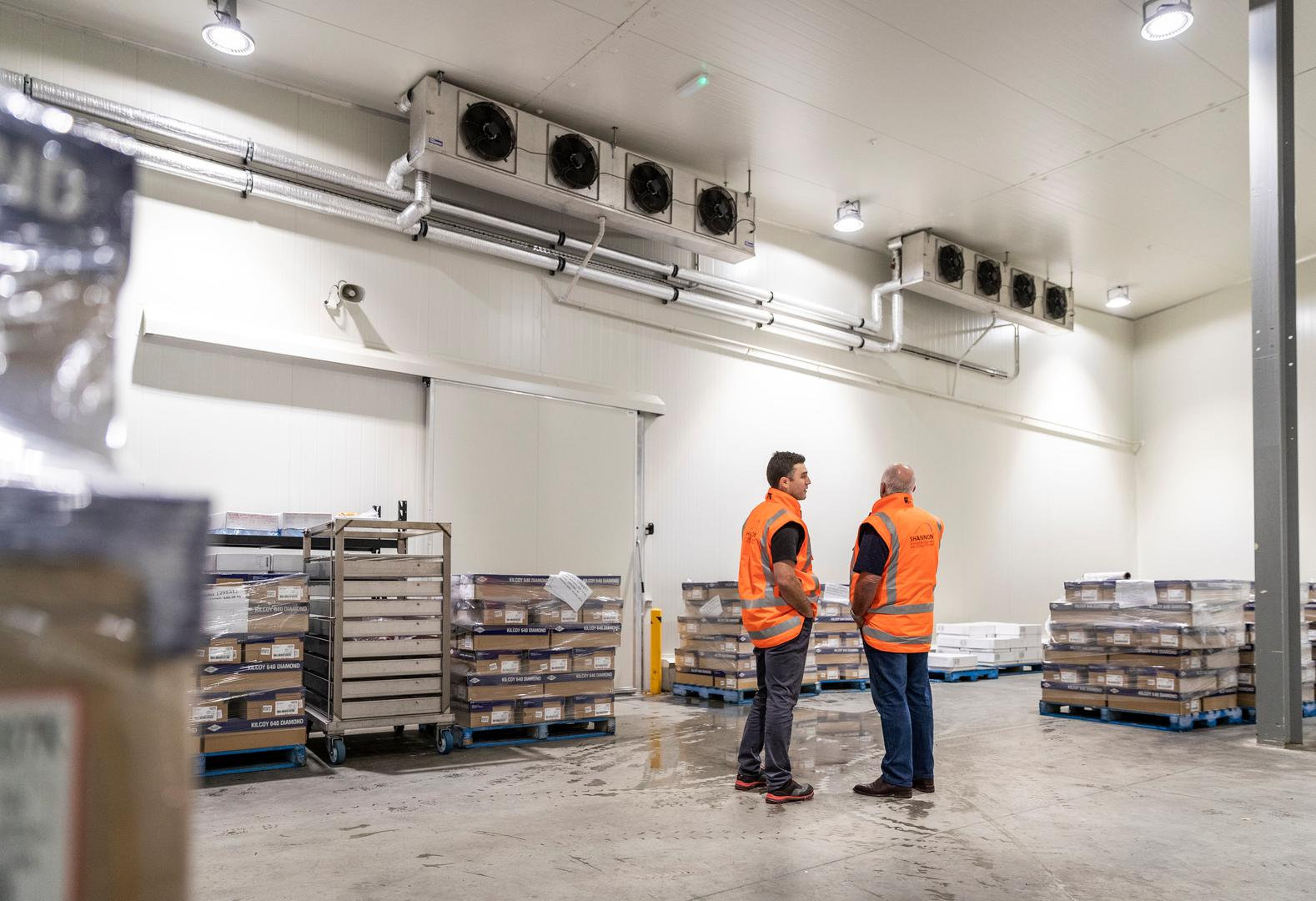Our in-house team of engineers can provide design services for any refrigeration, ventilation or air-conditioning project.